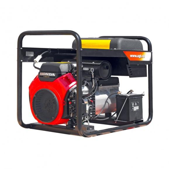 Генератор AGT16503 HSBE, 12.8/6.4kW, 400/230V, бензинов, трифазен