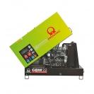 Генератор PRAMAC GBW22P С, 17kW, 400V, АTS, дизел, трифазен - small, 135537