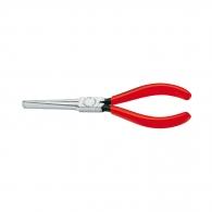 Клещи жустерни KNIPEX 160мм, прави, CrV, плоски челюсти, еднокомпонентна дръжка