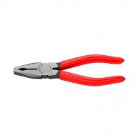 Клещи комбинирани KNIPEX 160мм, ф2.5/3.1мм, ф10мм/16мм2, CS, еднокомпонентна дръжка