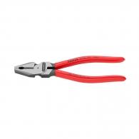 Клещи комбинирани KNIPEX 180мм, ф2.0/2.5мм, ф11.5мм/16мм2, CS, еднокомпонентна дръжкa