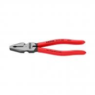 Клещи комбинирани KNIPEX 200мм, ф2.2/2.8мм, ф13мм/25мм2, CS, еднокомпонентна дръжкa