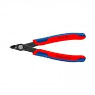 Клещи резачки KNIPEX ф0.2-1.0/125мм, CS, двукомпонентна дръжка