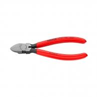 Клещи резачки KNIPEX ф1.2/140мм, VS, еднокомпонетна дръжка