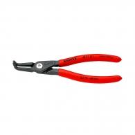 Клещи зегер KNIPEX ф19-60/165мм, за отвор извити на 90°, вътрешни