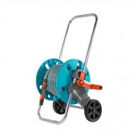 Комплект количка с маркуч GARDENA AquaRoll S 13мм/20м, капацитет за макарата: 1/2