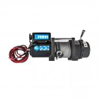 Лебедка електрическа FERVI 0630/2200, 2400W, 2041кг, 14.5м/6.4мм - въже