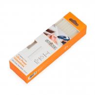 Патрони за топло лепене STEINEL DIY Crystal Sticks ф7х150мм, прозрачни, комплект 40бр (250гр), в кутия, за стъкло