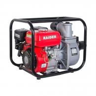 Помпа водна бензинова RAIDER RD-GWP04, 4.9kW, Q=933l/min, H=30m, 3