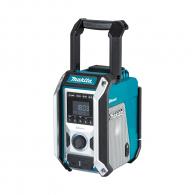 Радиоприемник акумулаторен MAKITA DMR114, 230V, 12-18V, 1.5-6.0Ah, Li-ion
