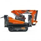 Робот за къртене и пробиване HUSQVARNA Construction DXR 140, 15kW, обсег 3.7м-нагоре/3.7м-напред - small, 141479