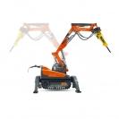 Робот за къртене и пробиване HUSQVARNA Construction DXR 140, 15kW, обсег 3.7м-нагоре/3.7м-напред - small, 141480