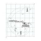 Робот за къртене и пробиване HUSQVARNA Construction DXR 140, 15kW, обсег 3.7м-нагоре/3.7м-напред - small, 141488