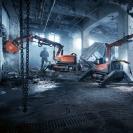 Робот за къртене и пробиване HUSQVARNA Construction DXR 140, 15kW, обсег 3.7м-нагоре/3.7м-напред - small, 141491