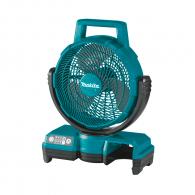 Вентилатор акумулаторен MAKITA DCF203Z, 230V, 14.4-18V, 1.5-6.0Ah, Li-Ion, 190м/мин