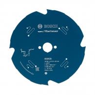 Диск циркулярен BOSCH Expert for Fibre Cement 160х2.2x20мм Z=4, за фиброцимент