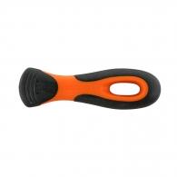 Дръжка за пила BAHCO ERGO ф6мм, пластмасова двукомпонентна дръжка, за плоски и обли пили