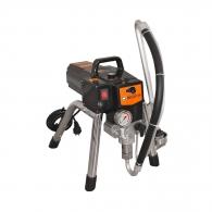 Електрическа помпа за боядисване BISONTE PAZ-6321, 1.3kW, 150bar, 2.2l/min, дюзата 0.017