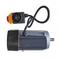 Електродвигател за стационарен циркуляр MAKITA 220V, 2712