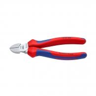 Клещи резачки KNIPEX ф2.0-4.0/160мм, VS, двукомпонентна дръжка