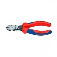 Клещи резачки KNIPEX ф2.0-3.4/160мм - усилени, CrV, двукомпонентна дръжка