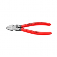 Клещи резачки KNIPEX ф1.2/160мм, VS, еднокомпонетна дръжка