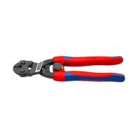 Клещи резачки KNIPEX CoBolt ф3.6-6.0/200мм - усилени, за болтове, CrV, двукомпонентнa дръжкa