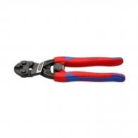 Клещи резачки KNIPEX CoBolt ф3.6-6.0/200мм - усилени с пружина, за болтове, CrV, двукомпонетна дръжка