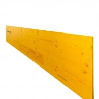 Платно кофражно DOKA 3-SO 21х500х2500мм, иглолистен материал, тройно слепено