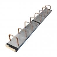 Кутия за чакаща арматура NEVOGA ф10/180-200мм, за съединяване на сглобяеми бетонови елементи