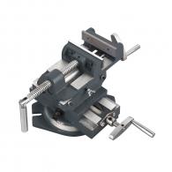 Менгеме машинно с въртяща маса FERVI 0188/100G, 100х25мм  210x150x100