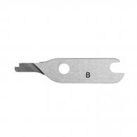 Нож резервен KNIPEX за ножица за рязане на ламарина