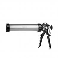 Пистолет за силикон и меки опаковки IRION HPS400-A, 310/400мл, алуминиев корпус