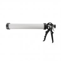 Пистолет за силикон и меки опаковки IRION HPS600-A, 310/400/600мл, алуминиев корпус