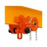 Плъзгач релсов HU-LIFT HGT20 2t, 3м - верига