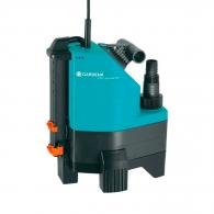 Помпа потопяема GARDENA Comfort 8500 Aquasensor, 380W, Q=138l/min, H=7m, 1 1/2