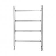 Рамка вертикална KRAUSE MONTO 0.65х1.00м, за алуминиево скеле от серията Clim Tec