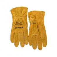 Ръкавици BOSCH XL, от телешка кожа