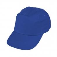 Шапка с козирка STENSO LEO, синя
