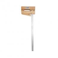 Стяга дърводелска PINIE 110х1200мм, с дървени челюсти, метална дръжка