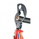 Ножица за кабели KNIPEX 280мм, ф52мм, автоматична, двукомпонентна дръжка - small, 107304