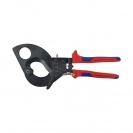 Ножица за кабели KNIPEX 280мм, ф52мм, автоматична, двукомпонентна дръжка - small