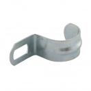 Скоба едностранна FRIULSIDER 50900 ф19мм, метална, 100бр. в кутия - small, 138754