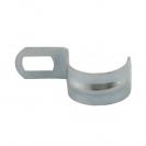 Скоба едностранна FRIULSIDER 50900 ф19мм, метална, 100бр. в кутия - small, 138755