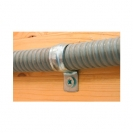 Скоба едностранна FRIULSIDER 50900 ф28мм, метална, 100бр. в кутия - small, 138775