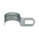 Скоба едностранна FRIULSIDER 50900 ф38мм, метална, 50бр. в кутия - small, 138782