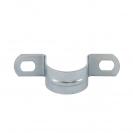 Скоба двустранна FRIULSIDER 50902 ф16мм, метална, 100бр. в кутия - small, 138859