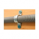 Скоба двустранна FRIULSIDER 50902 ф16мм, метална, 100бр. в кутия - small, 138861