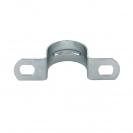 Скоба двустранна FRIULSIDER 50902 ф32мм, метална, 100бр. в кутия - small, 138886