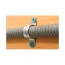 Скоба двустранна FRIULSIDER 50902 ф32мм, метална, 100бр. в кутия - small, 138891